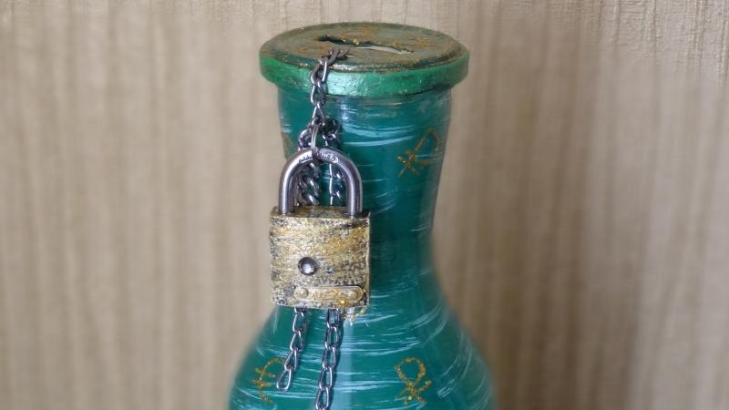 Крышка на бутылку своими руками фото 26