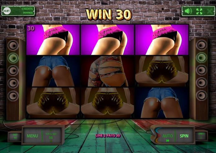 Самый горячий игровой автомат от Azino! Только для мужчин!